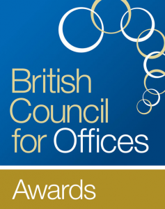 British Council for Offices logo